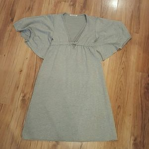 Women's modern sweater dress
